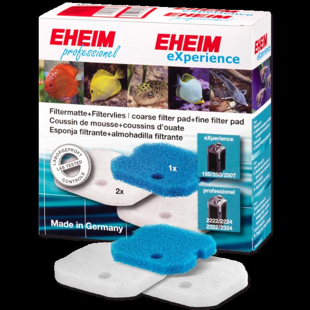Nápln EHEIM molitany sada Experience 150/250/250T 3ks