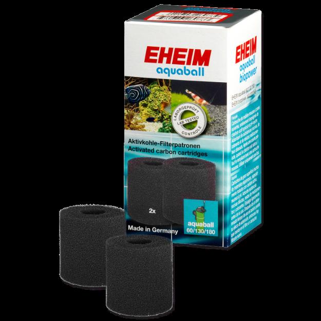 Nápln EHEIM molitan uhlíkový Aquaball 60/130/180 2ks