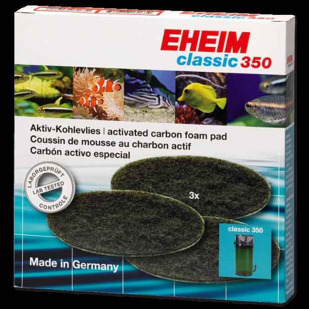 Nápln EHEIM molitan uhlíkový jemný Classic 350 3ks