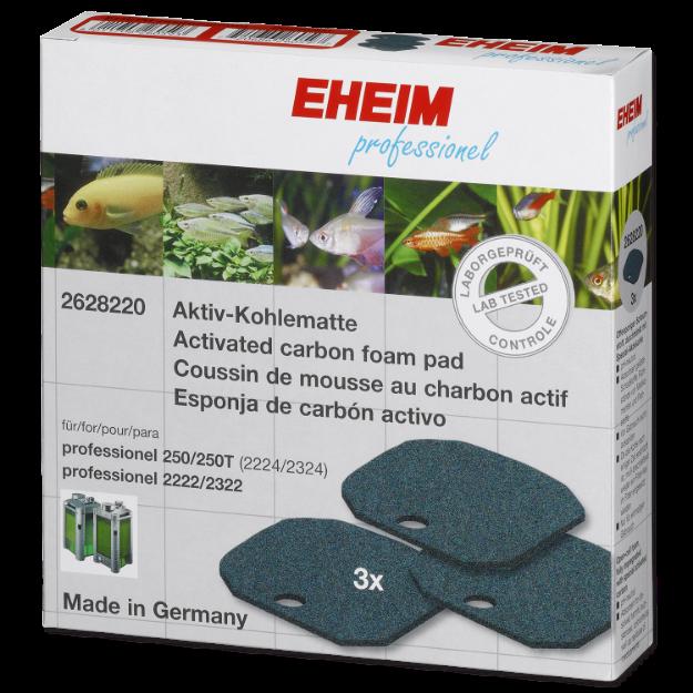 Nápln EHEIM molitan uhlíkový Experience 150/250/250T 3ks