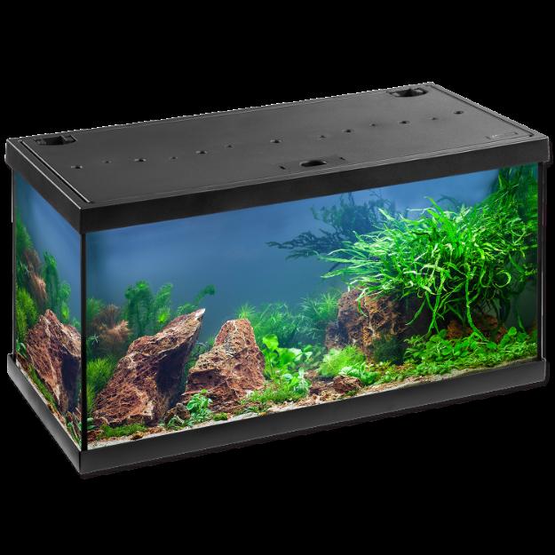 Akvárium set EHEIM Aquastar LED cerné 54l