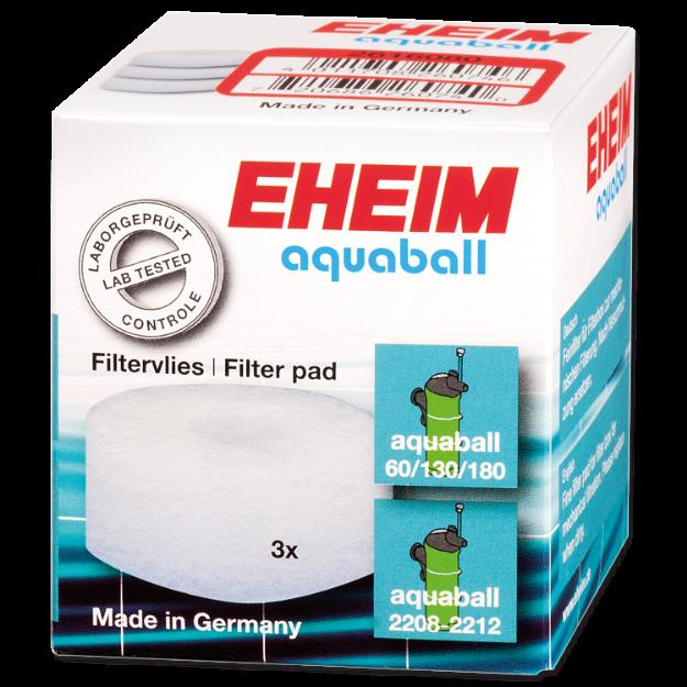 Nápln EHEIM vata filtracní Aquaball 60/130/180 3ks