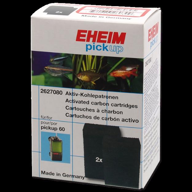 Nápln EHEIM molitan uhlíkový Pickup 60 2ks