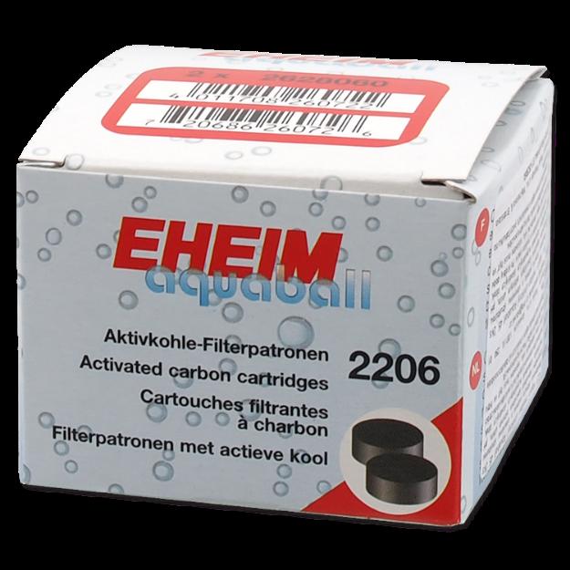Nápln EHEIM molitan uhlíkový Aquaball 45 2ks