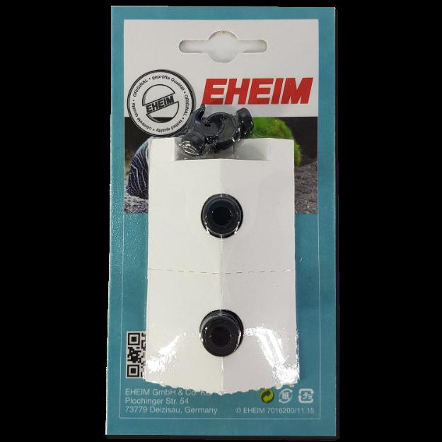 Náhradní prísavky EHEIM s klipem pro hadici 9/12 mm 2ks