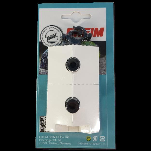 Náhradní prísavky EHEIM s klipem pro hadici 12/16 mm 2ks