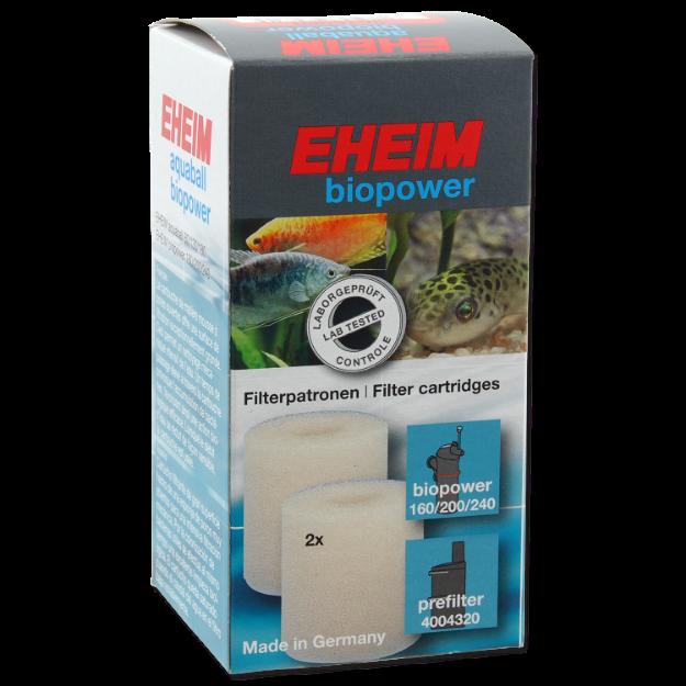 Nápln EHEIM molitan Aquaball 60/130/180 2ks
