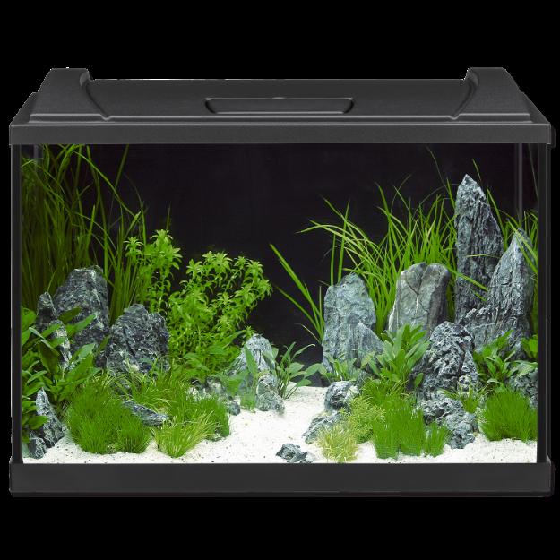 Akvárium set EHEIM Aquapro LED cerné 84l