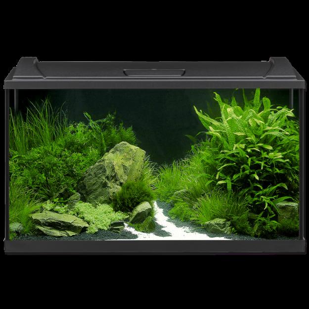 Akvárium set EHEIM Aquapro LED cerný 126l