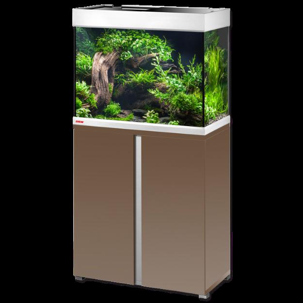 Akvárium set se stolkem EHEIM Proxima 175 mocha hnedá lesklá