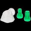 Zvon EHEIM Lily Pipe odtok pro vnejší filtry 12/16 a 16/22 mm