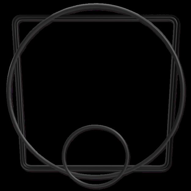 Náhradní tesnení EHEIM pro filtry professionel 3 3ks